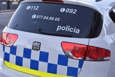 Més controls de la Policia Local de Torredembarra davant les noves restriccions de mobilitat per la Covid-19