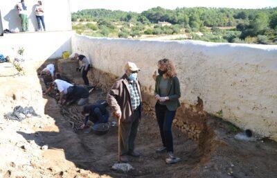 De record a justícia: la fossa comuna de la Guerra Civil a Salomó