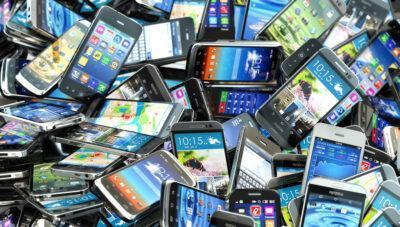Reciclatge de mòbils