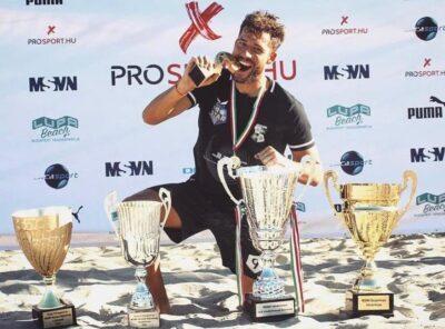 """ENTREVISTA l Eduard Suárez: """"Tenim la millor platja per al nostre esport, però cal entrenar-hi moltes hores per triomfar"""""""