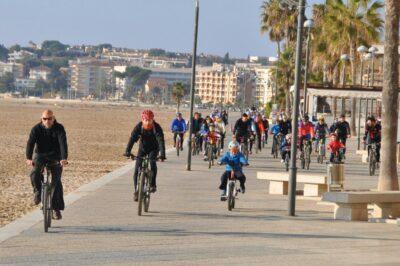 La tradicional bicicletada de Sant Esteve de Torredembarra es trasllada enguany a les xarxes socials