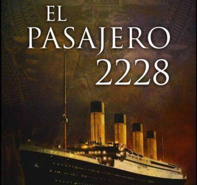 SORTEIG l Ja tenim guanyador del llibre 'El pasajero 2228' de María Dolores García