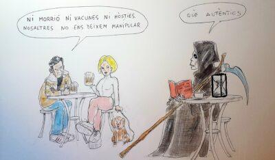 OLLA BARREJADA l Per Víctor Centelles