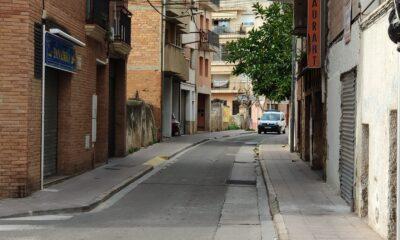 S'inicien els canvis de circulació en el carrer de l'Onze de setembre, de la Muralla i carretera de la Riera