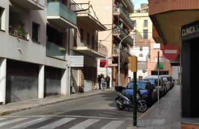 Trams dels carrers Onze de setembre i Muralla canviaran el seu sentit de circulació