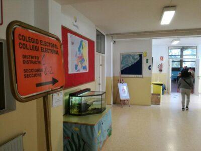 Torredembarra augmentarà a sis el nombre de col·legis electorals la jornada del 14-F