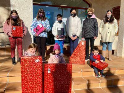 Roda de Berà ja té els guanyadors de la primera Gimcana comercial de Nadal