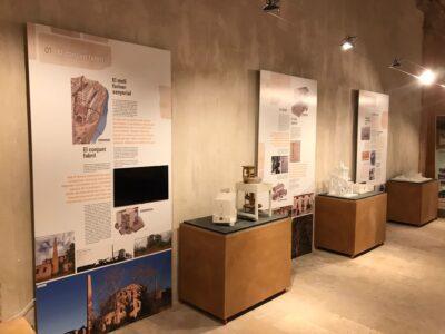 El Catllar instal·la el Centre d'Interpretació del riu Gaià a l'ermita de Sant Ramon