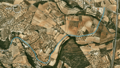 S'inicien les obres de condicionament de la carretera entre Els Masos de Vespella i la Nou de Gaià