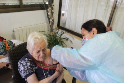 La vacuna contra la Covid-19 també arriba a Creixell