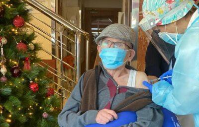 La vacuna contra la Covid-19 arriba a Roda de Berà la vigília de Reis