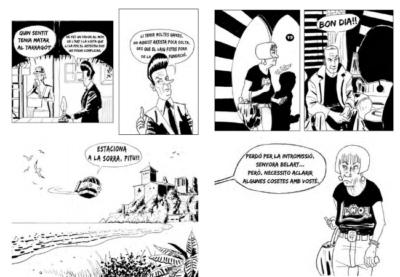 Ja tenim el guanyador del darrer còmic de Pitu Trifàsic