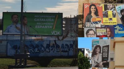 Comentaris de campanya (III): La carretera verda i les sobres