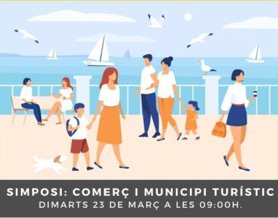 Jornada sobre el comerç en municipis turístics aquest 23 de març