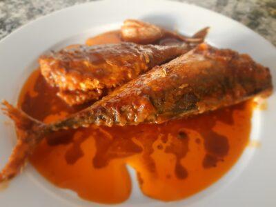 LA CUINA DE L'AVI MACIÀ l Escabetx de peix blau, un plat que ens uneix al món àrab