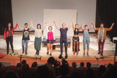 Treateràpia  presenta 'Crema cremada' al 1er Concurs de Teatre On-Line Vila de Gràcia per a Companyies Amateurs