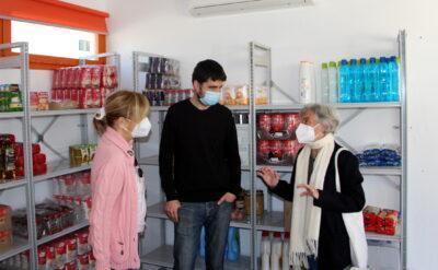 Càritas a Altafulla dobla l'espai del seu local de per a millorar la gestió i administració dels aliments
