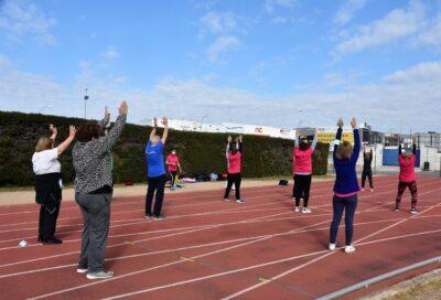 Obren les inscripcions obertes a la gimnàstica de la gent gran per al curs vinent