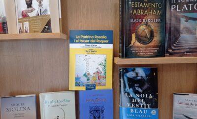 Ja pots anar a buscar el teu conte 'La Padrina Rosalia i el tresor del Roquer'