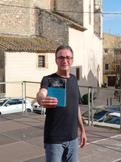 'Vots de poble', el nou llibre de Jordi Suñé que investiga sobre les creences dels habitants del Baix Gaià