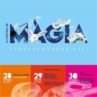 Torna el Festival de Màgia de Torredembarra del 28 al 30 de maig