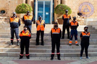 Els voluntaris de Protecció Civil: en la primera línia contra la Covid-19