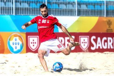 Llorenç Gómez anuncia la seva retirada del futbol platja als 29 anys
