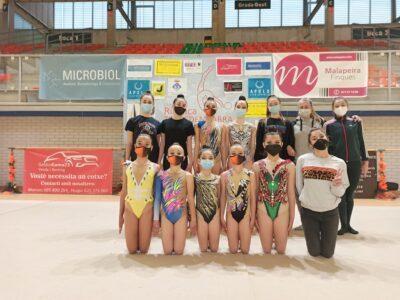 Tres gimnastes torrenques participaran al Campionat d'Espanya Base