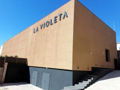 A licitació el contracte d'obres de la fase 2 sobre la remodelació de l'edifici del casal municipal 'La Violeta' d'Altafulla