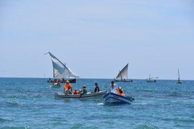 Una quinzena d'embarcacions participaran aquest 20 de juny en la V Trobada de Vela Llatina de Torredembarra
