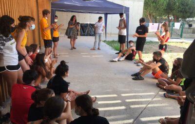 El Camp de Treball del Gaià es reprèn després de l'aturada de l'estiu passat