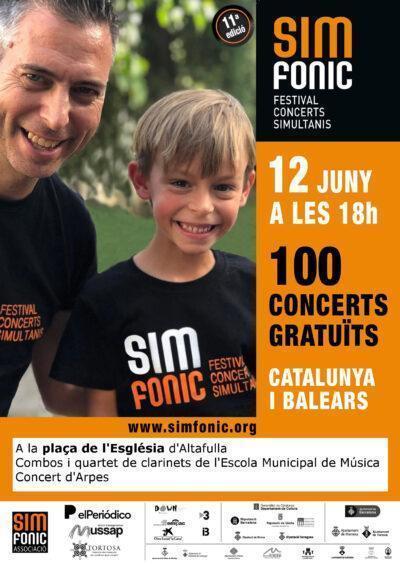 Altafulla s'incorpora al SIMFONIC amb un concert aquest 12 de juny