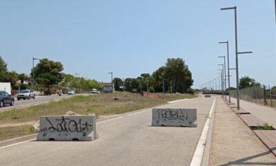La Cabana, una zona d'Altafulla que finalment s'obrirà al trànsit de vehicles a final d'agost