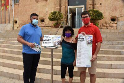 El Seguici Popular de Torredembarra tornarà a sortir al carrer per la Festa del Quadre