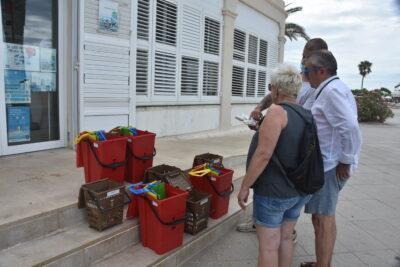 Campanya per millorar l'aportació de residus ciutadans i comercials de paper, vidre i envasos a Torredembarra