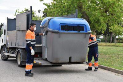 Torredembarra incrementa fins a 72 les sancions per abocaments incontrolats al voltant de contenidors