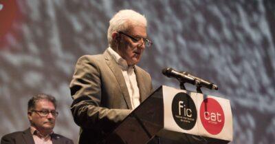 Antonio Barrero deixa la direcció del FIC-CAT