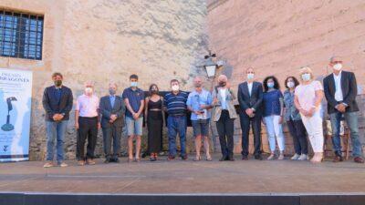 Magí Sunyer i el Festival Internacional de Cinema en Català Costa Daurada, Premis Tarragonès 2020