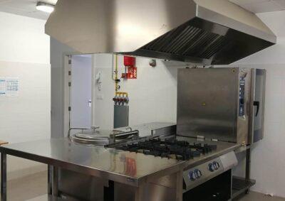 L'Escola Les Codinetes de la Nou de Gaià passa a tenir cuina pròpia al mateix centre