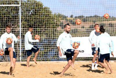 Tres torrencs, en la selecció espanyola que diputarà la Copa del Món Moscou de futbol platja