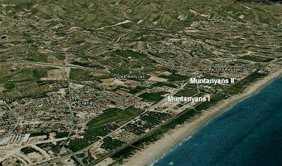 Els plans parcials urbanístics de Nova Torredembarra i Muntanyans II arribaran a la Comissió Europea