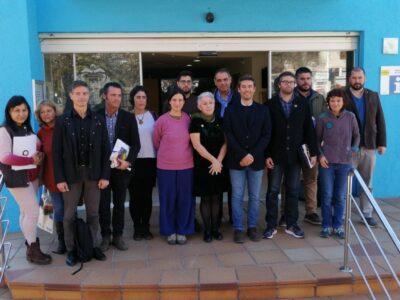 Manifest dels regidors i regidores de Platges de la Taula de Municipis per aconseguir un litoral sostenible