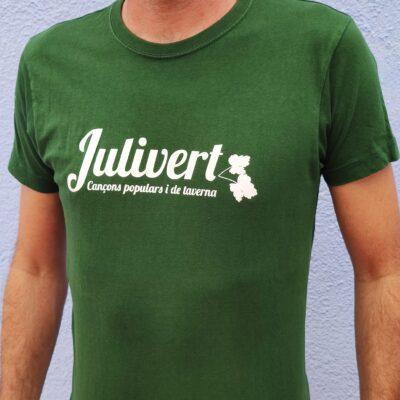 Sortegem una samarreta dels Julivert entre els/les subscriptors/es