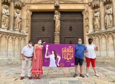 L'Hospital de Santa Tecla celebra 850 anys i ho fa al costat de la Festa Major de Tarragona