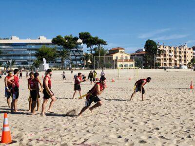 La platja de la Paella acull el 18 de setembre el 4t Beach Flag Torredembarra