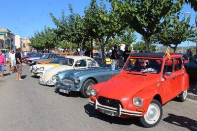 La cinquena edició de la Trobada de Vehicles Clàssics de Creixell es celebra el 26 de setembre
