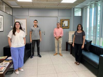 L'Ajuntament de Roda de Berà incorpora tres joves a través del programa de Garantia Juvenil