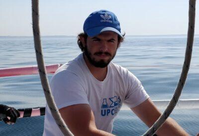 El creixellenc Marc Claramunt recorrerà més de 4.000 milles nàutiques en la Regata Minitransat