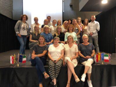 Torredembarra acull una trobada de professors de polonès a nivell europeu