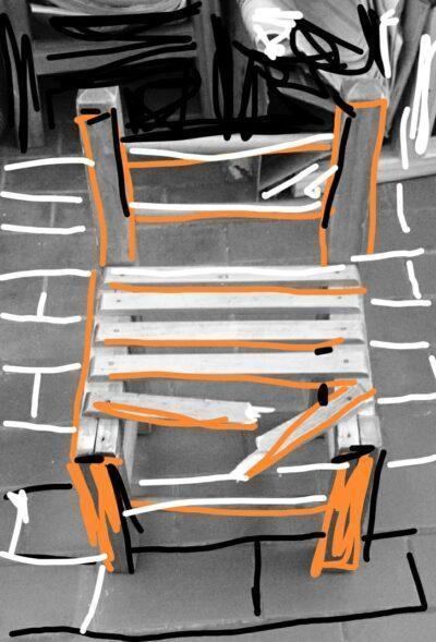 La soledat del miralls (24): Cadires